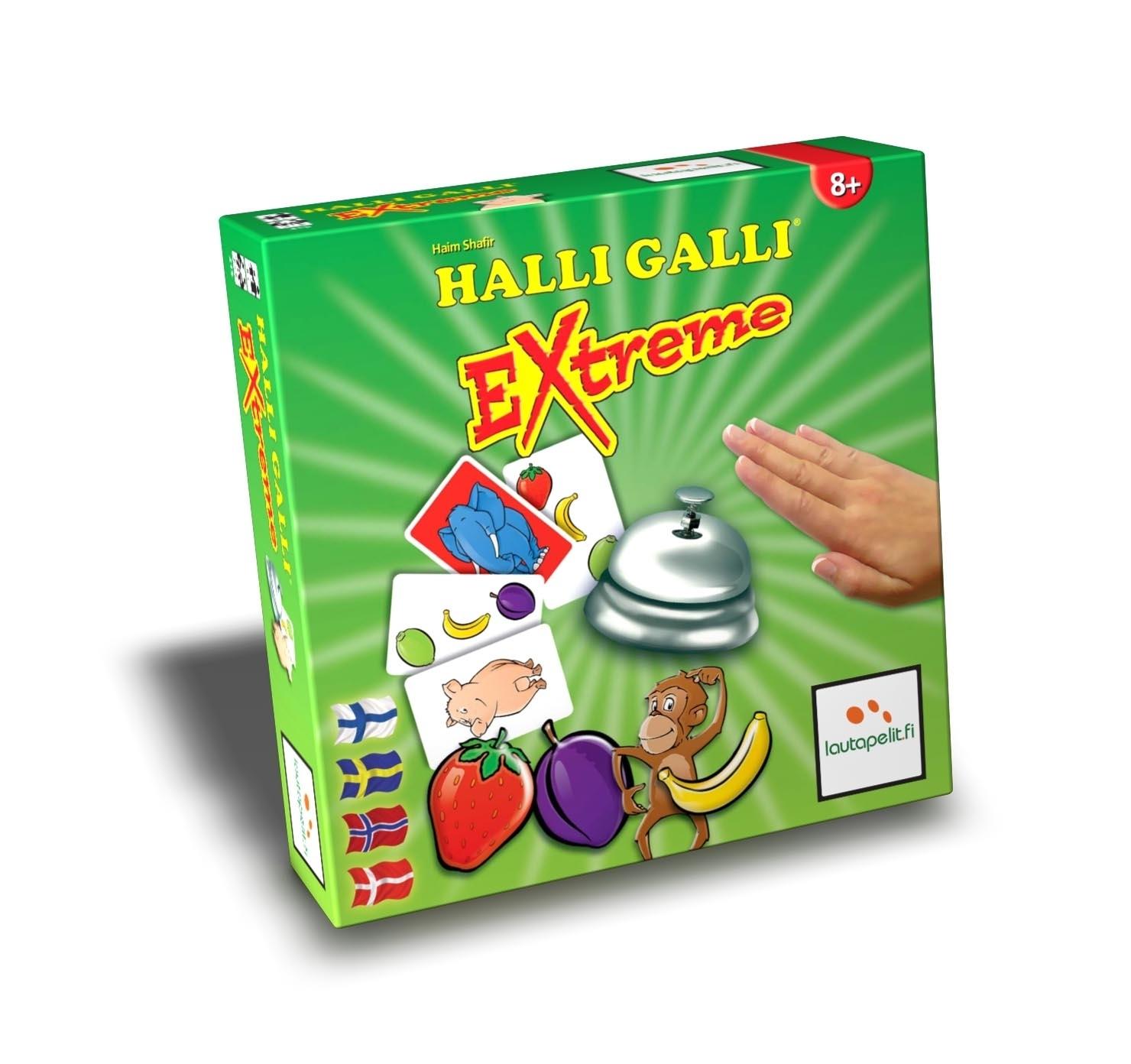 Halli Galli Extreme | Lautapelit.fi