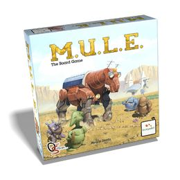 M.U.L.E. The Board Game (Mule) (ENG)