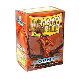 Dragon Shield Copper 100kpl