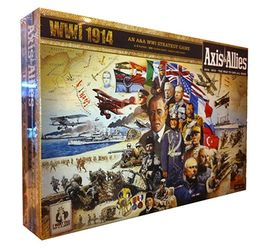 Axis & Allies: 1914 WW1 (ENG)