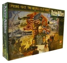 Axis & Allies: 1942 2nd edition (ENG)