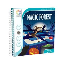 Matkapeli Magic Forest