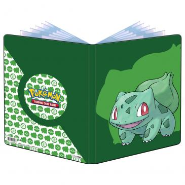 Pokemon 9-pocket Bulbasaur portfolio