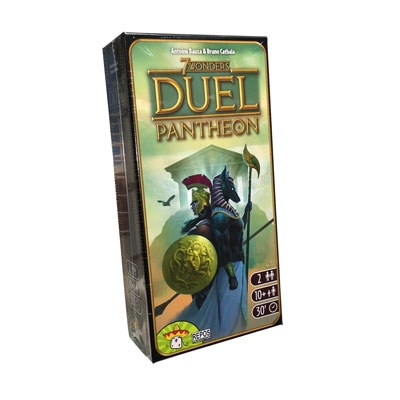 7 Wonders Duel: Pantheon (ENG)