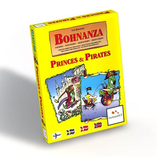 Bohnanza - Princes & Pirates