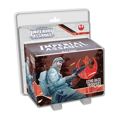Star Wars - Imperial Assault Echo Base Troop (ENG)