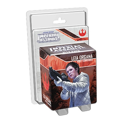 Star Wars - Imperial Assault Leia Organa (ENG)