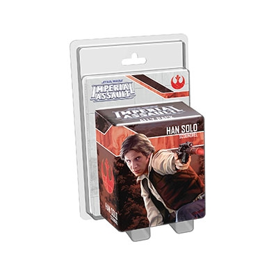 Star Wars - Imperial Assault Han Solo (ENG)