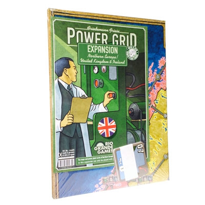 Power Grid exp. Northern Europe/UK & Ireland (ENG)
