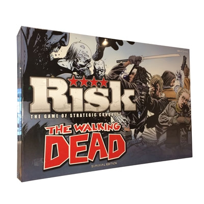 Risk, the Walking Dead (ENG)
