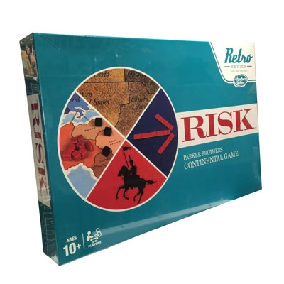 Risk Retro 1968 edition (ENG)