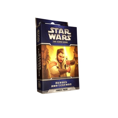 Star Wars LCG - Heroes and Legends (ENG)