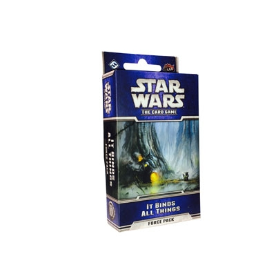 Star Wars LCG - It Binds All Things (ENG)