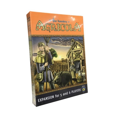 Agricola: 5-6 players expansion (ENG) exp.