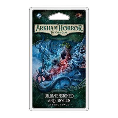 Arkham Horror LCG: Undimensioned Unseen (ENG) exp