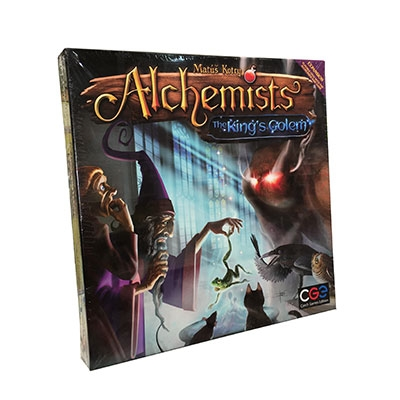 Alchemists: The Kings Golem (ENG)