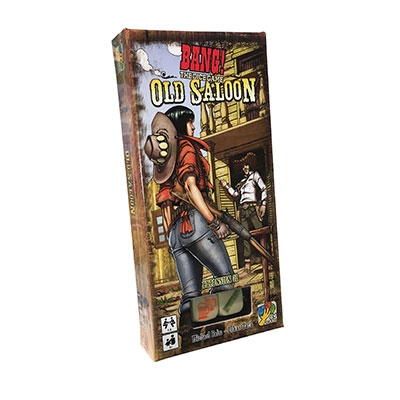 Bang! - The Dice Game: Old Saloon (ENG) exp.