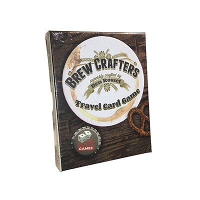 Brew Crafters Travel Card Game (ENG)