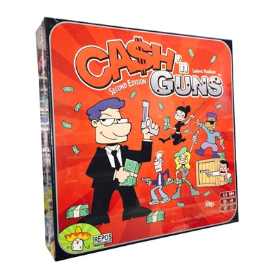Cash n Guns 2nd edition (ENG)