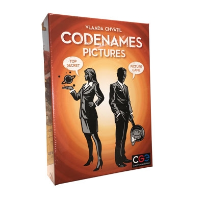 Codenames Pictures (ENG)