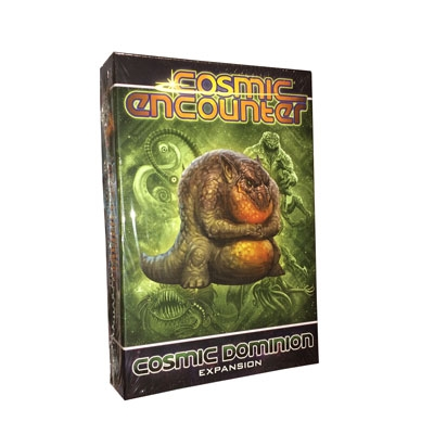 Cosmic Encounter: Cosmic Dominion (ENG) exp.