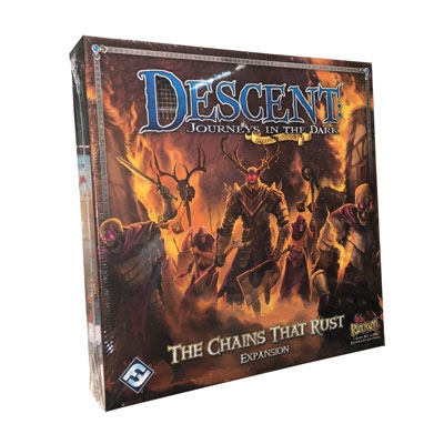 Descent: Chains That Rust (ENG)