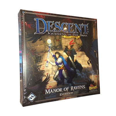 Descent: Manor of Ravens (ENG)