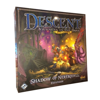 Descent: Shadow of Nerekhall (ENG)