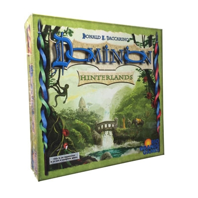Dominion: Hinterlands (ENG)