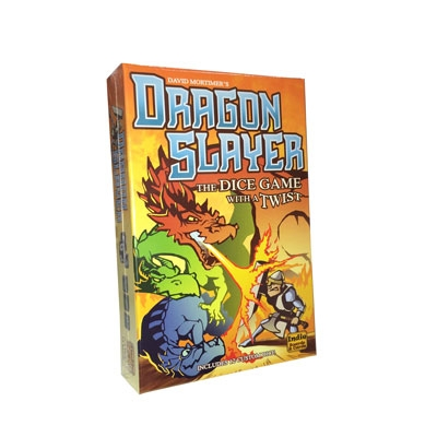 Dragon Slayer Dice Game (ENG)