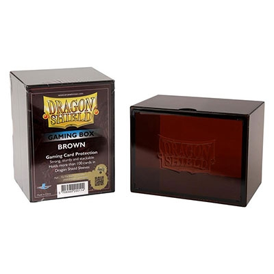Dragon Shield - Gaming Box: Brown
