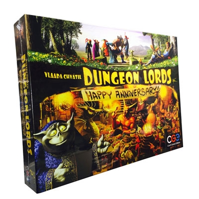 Dungeon Lords Happy Anniversary XXL (ENG)