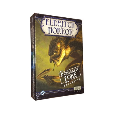 Eldritch Horror: Forsaken Lore (ENG)