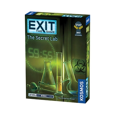 EXIT Secret Lab (ENG)