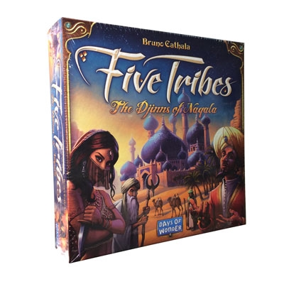 Five Tribes (ENG)