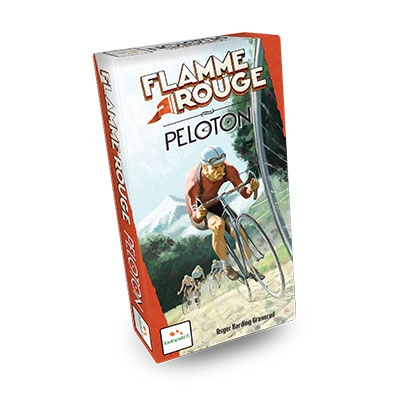 Flamme Rouge - Peloton (5-6 expansion)