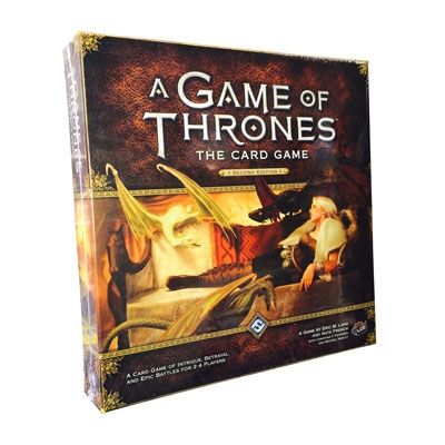 Game of Thrones 2nd ed LCG (Living Card Game)(ENG)