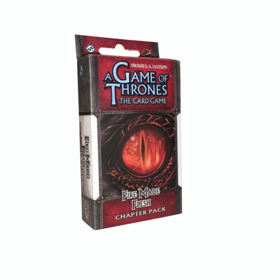 Game of Thrones LCG - Fire Made Flesh (ENG)