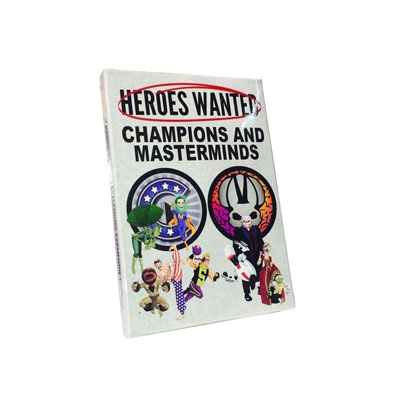 Heroes Wanted: Champions and Masterminds exp (ENG)