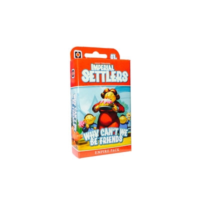 Imperial Settlers: Why Cant we be Friends exp ENG)