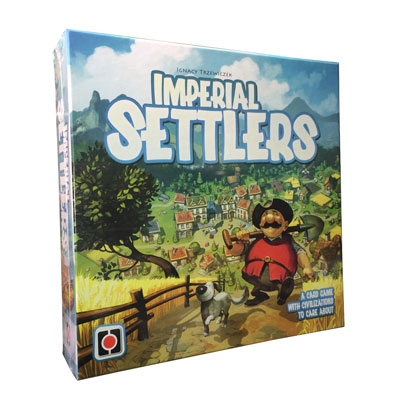 Imperial Settlers (ENG)
