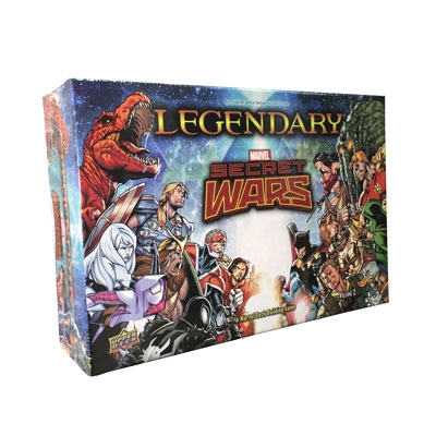 Legendary: Secret Wars Vol 2 exp. (ENG)