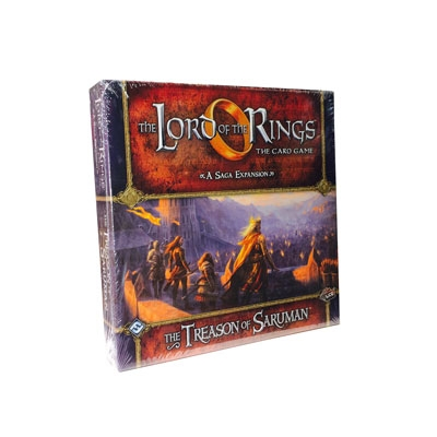 Lord of the Rings LCG -- Treason of Saruman (ENG)