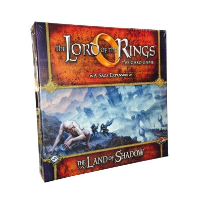 Lord of the Rings LCG -- Land of Shadow (ENG)