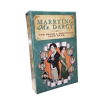Marrying Mr. Darcy (ENG)