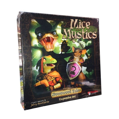 Mice and Mystics: Downwood Tales (ENG)