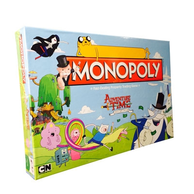 Monopoly, Adventure Time (ENG)