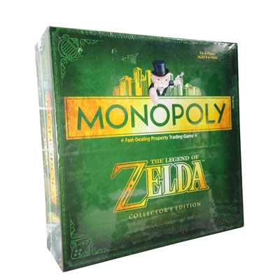 Monopoly, Legend of Zelda (ENG)