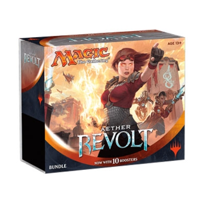 MTG: Aether Revolt Fat Pack