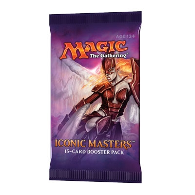MTG: Iconic Masters Booster Pack
